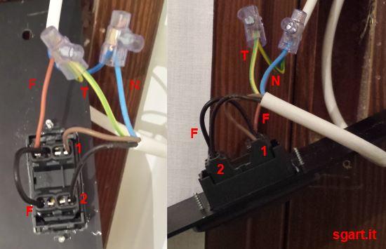 Schema Elettrico Per Tapparelle Centralizzate : Come installare un motore per tapparelle