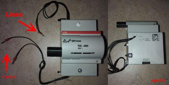 Schema Collegamento Differenziale Magnetotermico : Come montare un dispositivo di ripristino automatico della corrente